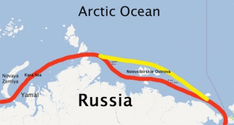 Northern Sea Route traffic falls, but Moscow spends US$4 billion on upgrade