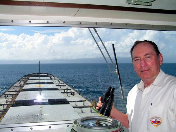 Reef Pilot Captain John Foley has passed away