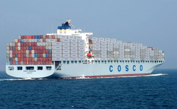 Cosco orders nine 20,000-TEU ships, perhaps 13 vessels in all