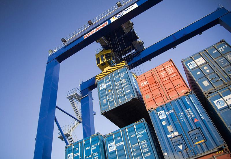 Egypt's Damietta port orders 4 more RTGs from Konecranes