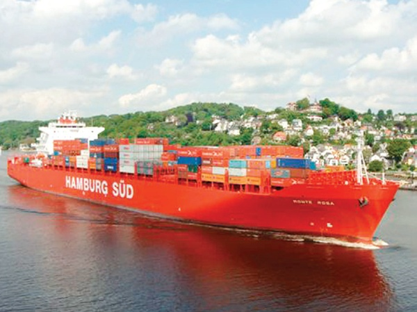 """Hamburg Süd: """"Best Green Shipping Line"""" for the fourth time"""