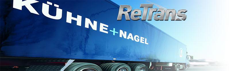 Kuehne + Nagel Group buys ReTrans, US multimodal solutions provider