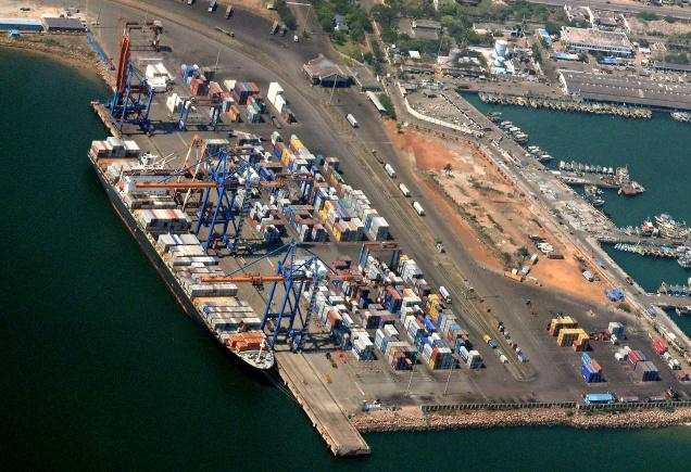 SCI launches new Gulf loop to boost Visakhapatnam as container hub