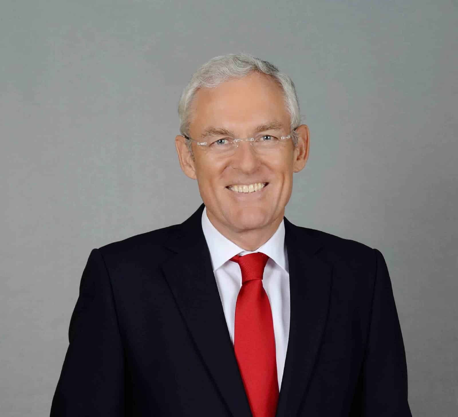 ESBEN POULSSON APPOINTED AS NEW SSA PRESIDENT