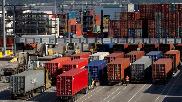 Vancouver handles increasing share of US containerised imports: report