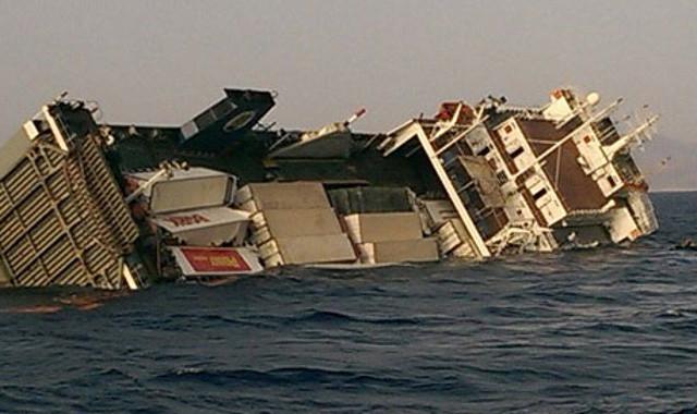 Roro ferry sank off Safaga, all 37 on board rescued