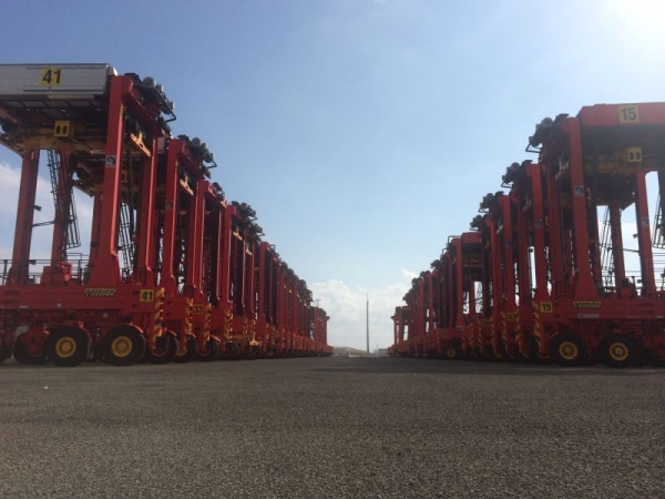 24/7 unmanned terminal operations debut in Sydney and Brisbane: Kalmar