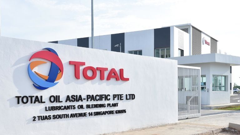 Total's biggest Asia Pacific marine lubricant blending plant opens in Singapore