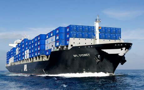 APL ranked No 1 in improving box schedule reliability in May