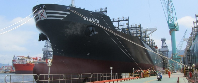 Hapag-Lloyd to deploy CSAV's new 9,324-TEU Cisnes