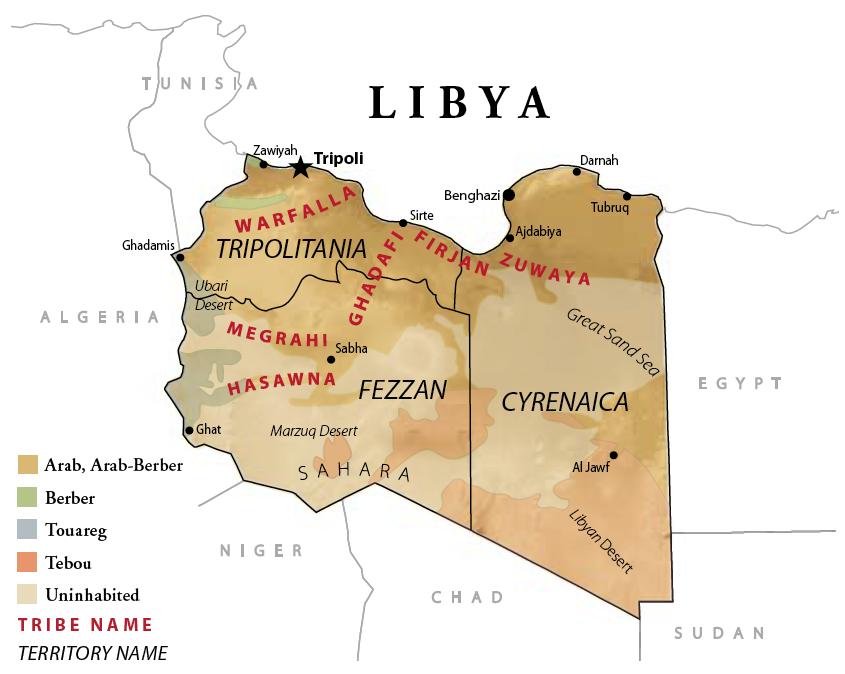 Libya's Tobruk regime threatens to attack ISIS ships, but can do little else