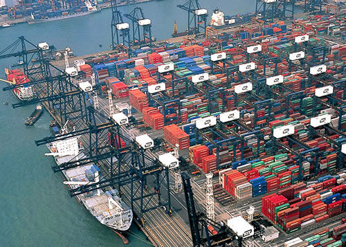 Hong Kong port down 12.9pc in June to 1.7 million TEU, Singapore down 7.8pc