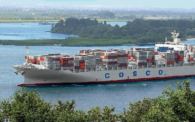 China Shipping, Cosco rely on parent companies bail out sinking stock