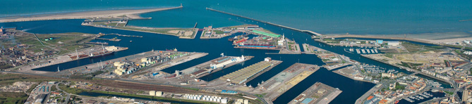 Port of Dunkirk first half marked by more laden and fewer empties