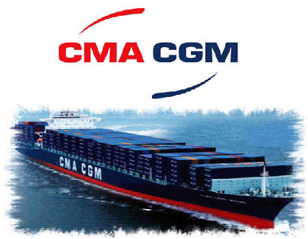 CMA CGM adds 2 ships, 6 European Med ports to EURAF 4 West African loop