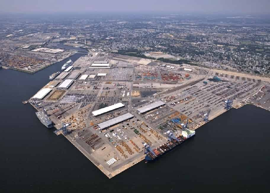 Baltimore ranked No 1 in US for container berth productivity