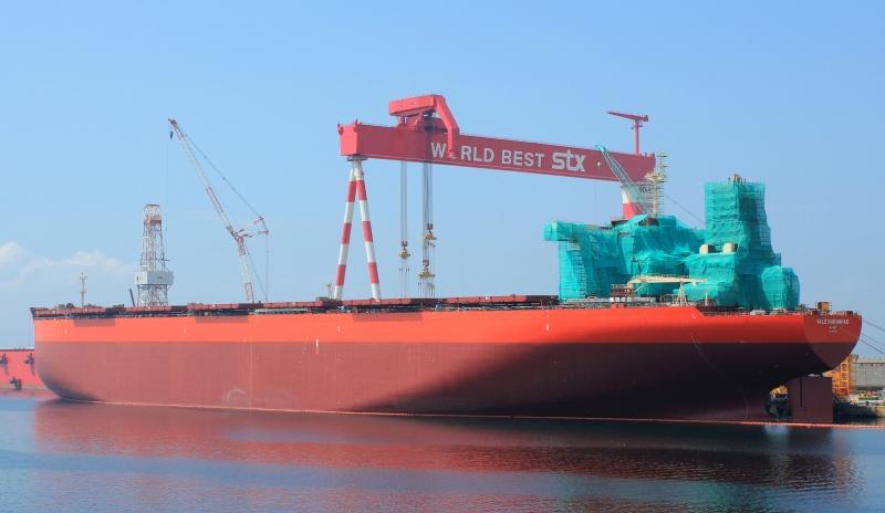 STX Dalian receiver to auction bulker, boxship amid bidder uncertainty