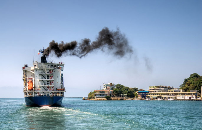 Ship owners must take responsibility for their sulphur emissions