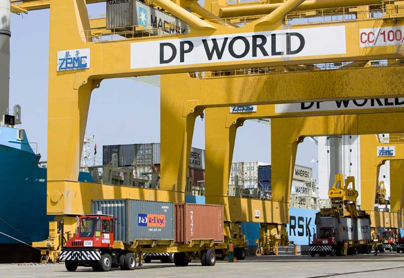 DP World first half volume up 4.1pc, owned terminals lift 14.4 million TEU