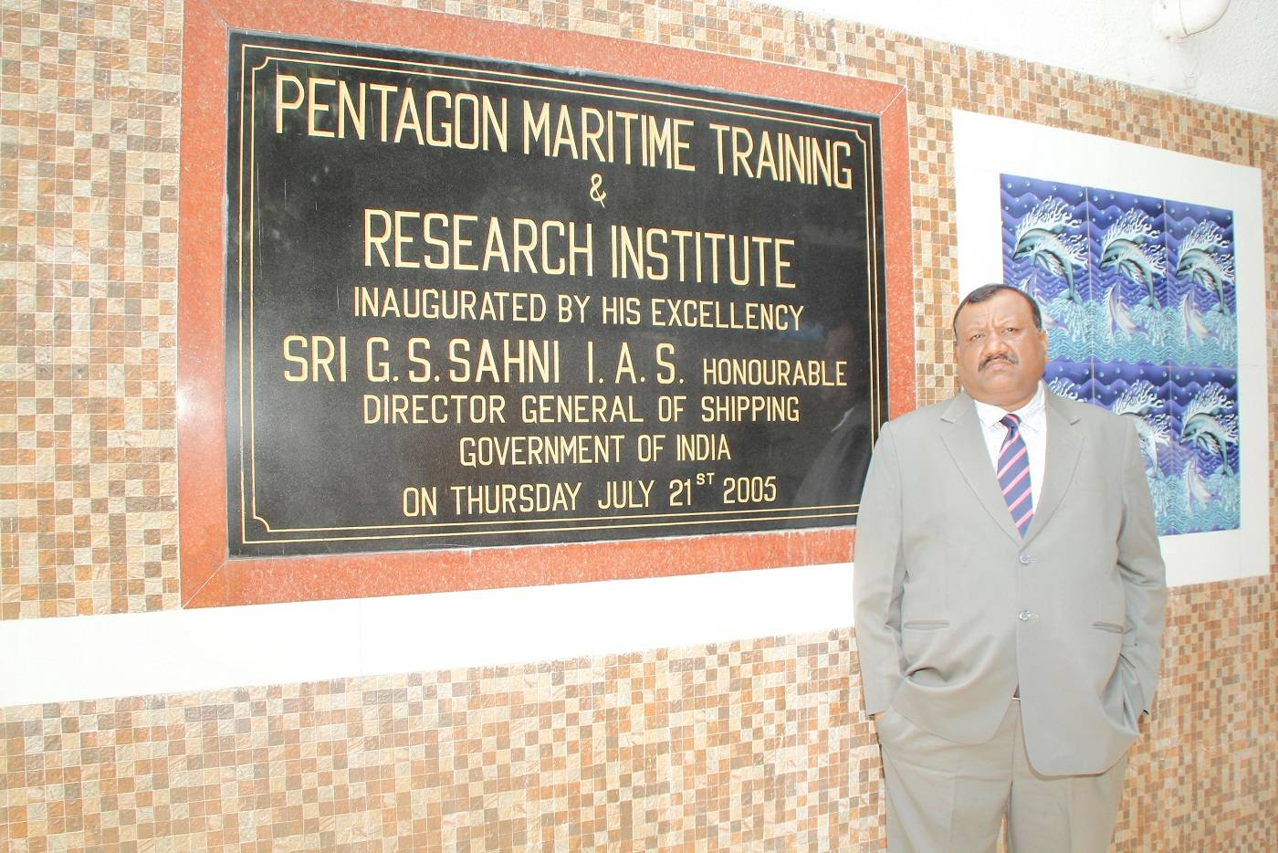 Indian shipping tycoon announces plans for US$10 million maritime college