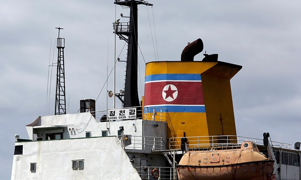 Singapore's Senat Shipping US charges in North Korean ship deal