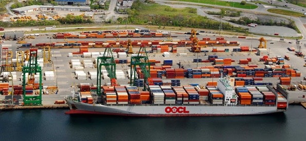 Halifax first call on Asia-North America east coast Suez rotation