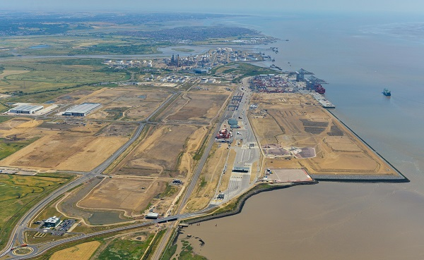 Pentalver opens new 5-acre container yard at DP World London Gateway