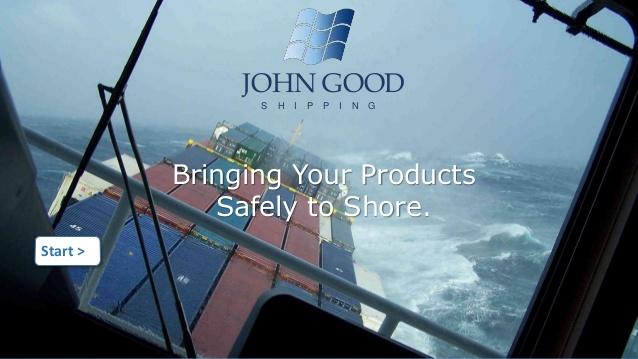 John Good Shipping moves into DP World's London Gateway