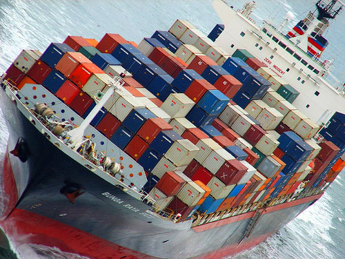 US Containerised imports expected to rise 3.6pc in August