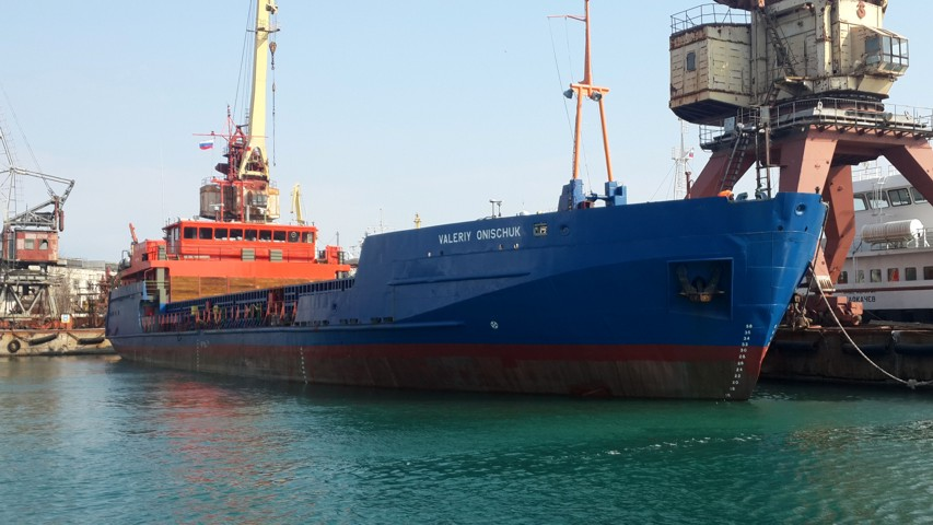 Ukraine has counted 652 foreign vessels called at the ports of Crimea