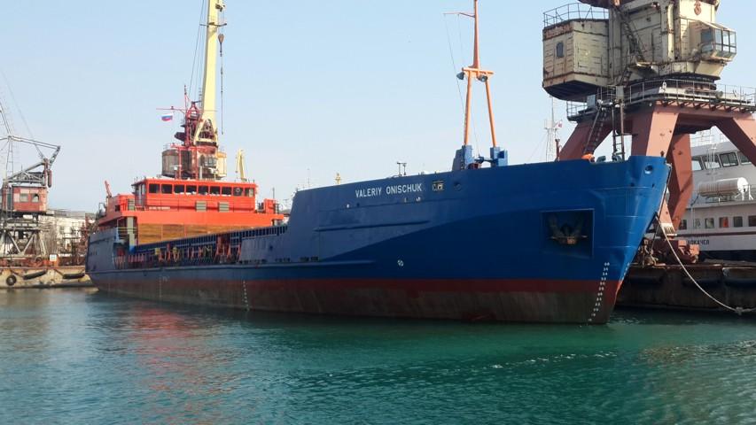 Russia aims to boost Crimean box volume 7 fold through Sevastopol
