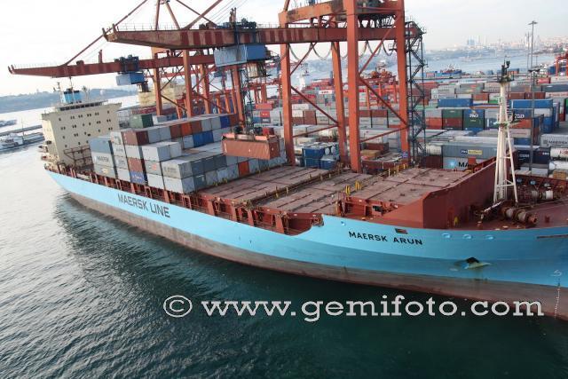 Maersk group profit falls 53pc to US$1.08 billion, box profit falls 7.3pc