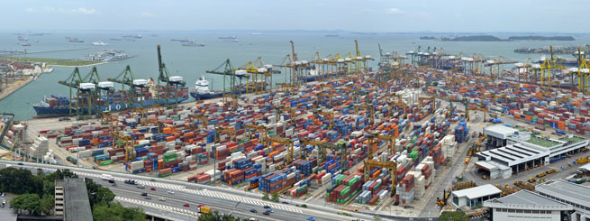 Singapore box volume plunges 13.6pc in July, down 2.7pc from June