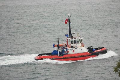 Turkey's MedMarine takes delivery of Safi Port tug
