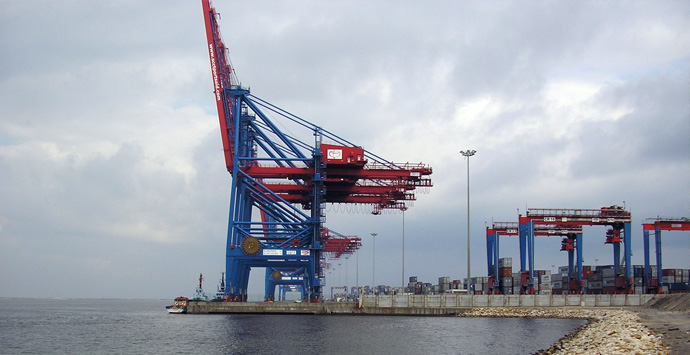 Egypt's Port Said terminal looks to tap growing vessel calls