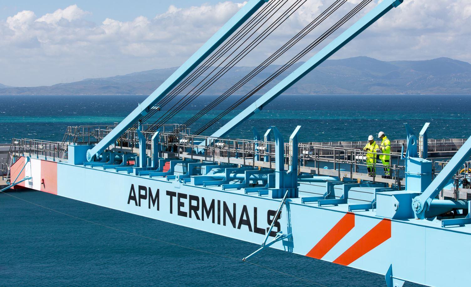 APM Terminals' profit down 38pc to US$161 million as sales fall 8.6pc