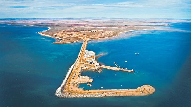 CITIC wins case to maintain control of Cape Preston port in W Australia