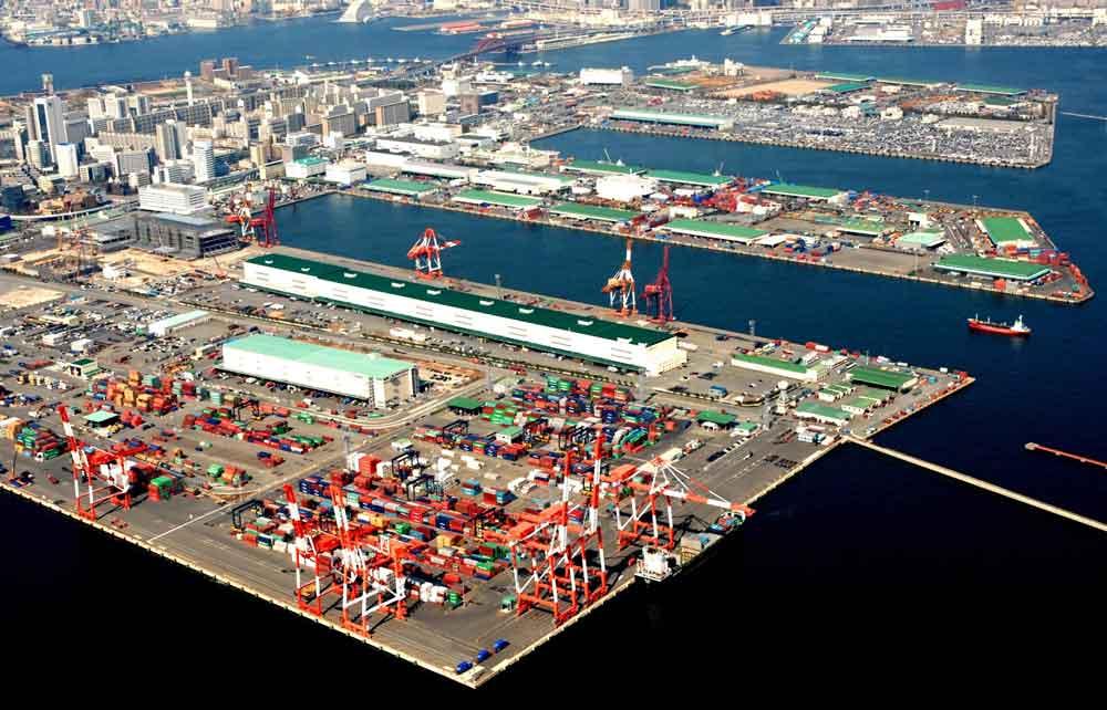 Kobe port's January-May box volumes rise 4.2pc, but May cargo falls 2pc