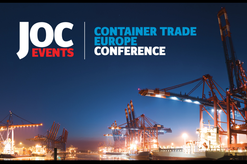 Container Trade Europe conference in Hamburg in September 23-24