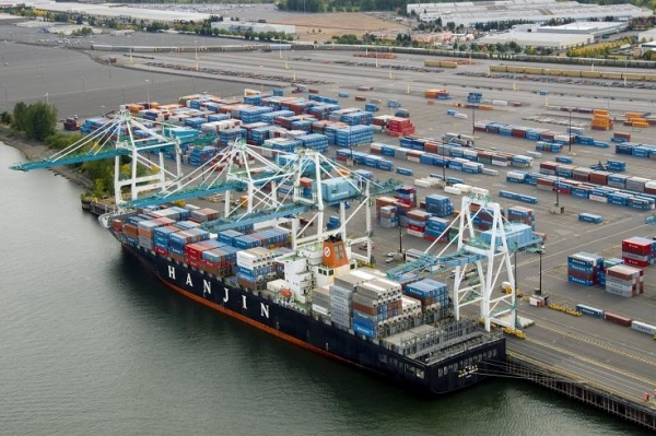 US Pacific ports win back trade from east coast rivals as old normal returns