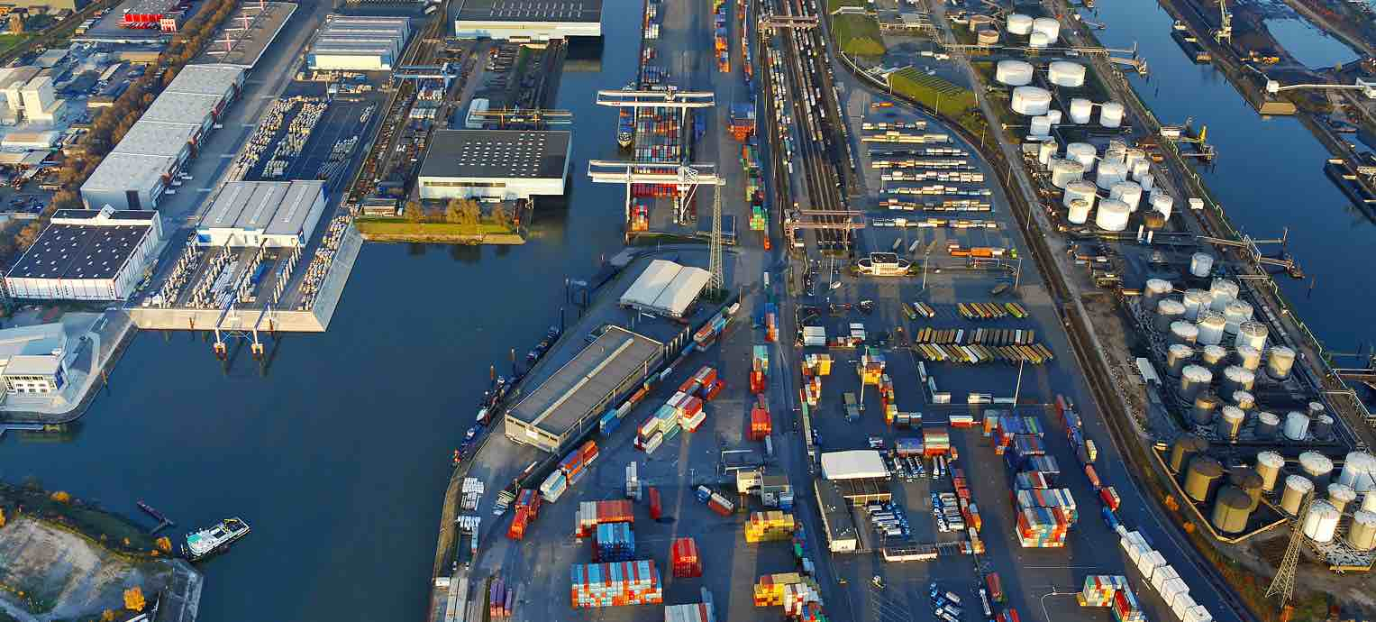 Duisburg climbs up the box port volume rankings while others lack traction