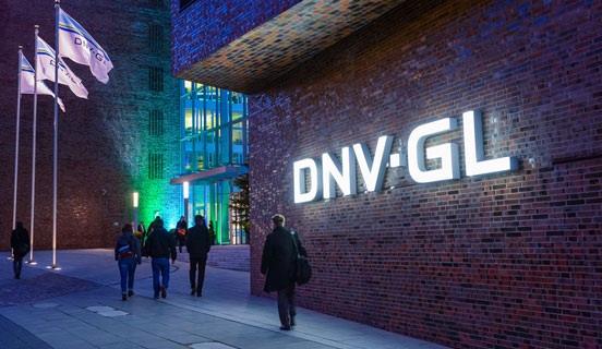 DNV GL issues class notation for ship-to-ship gas bunkering operations