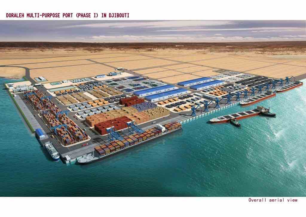 Port of Djibouti expands for the future