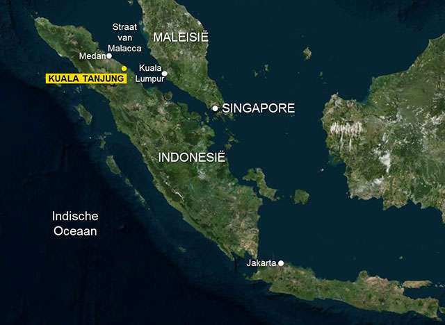 Port of Rotterdam Authority to help build deep sea port in Indonesia