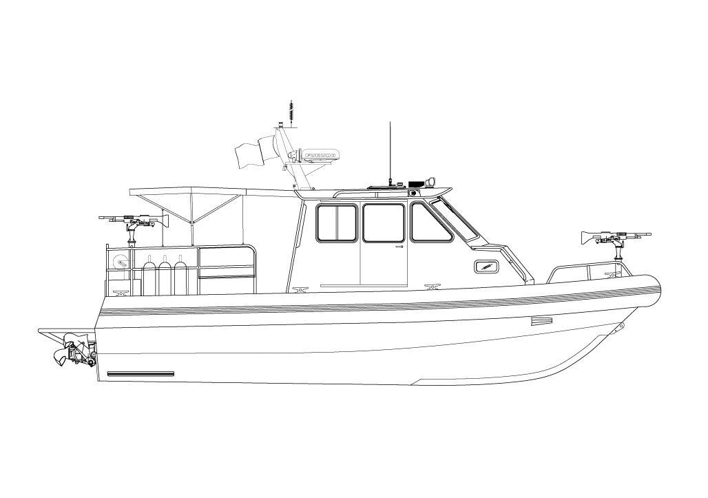 Willard Marine to supply patrol boats for Phillippines