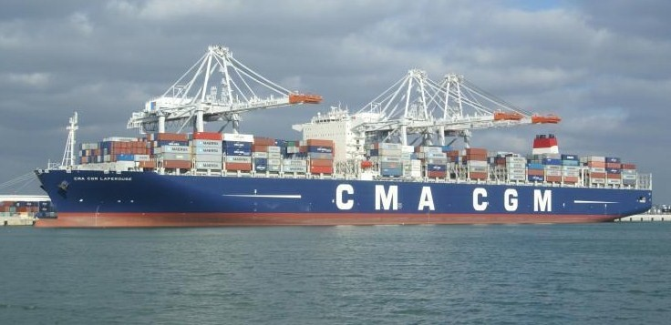 CMA CGM Group to optimize its services between Asia and Europe