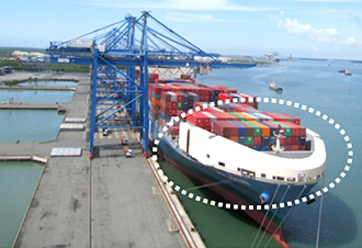 Fuel-saving windshield installed on bow of 6,724-TEU MOL Marvel for tests