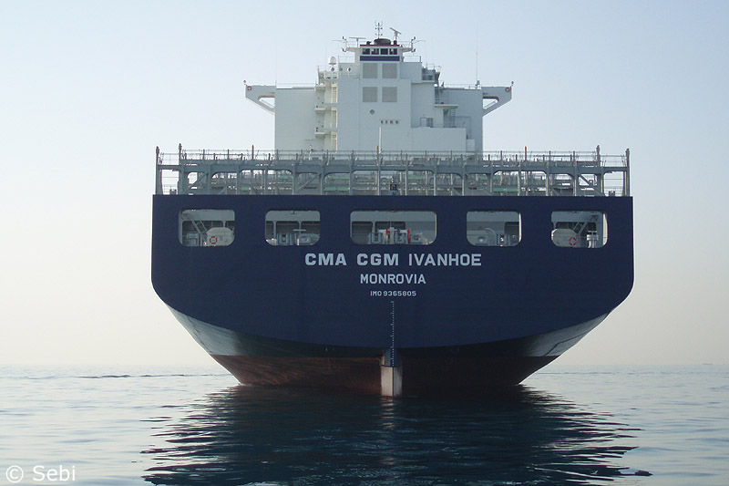 CMA CGM hikes rate US$500, $200/TEU from Asia to Arabia, N Africa