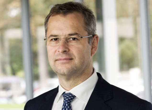 Maersk CEO: 2016 box shipping will grow, but excess capacity will hurt rates
