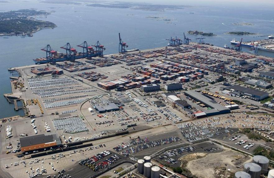 Gothenburg port achieves 1.9pc growth in Q2 box traffic, but H1 down 1.6pc